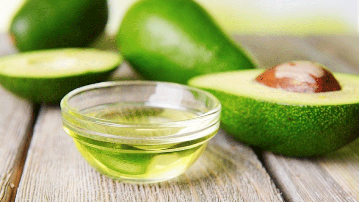 avocado oil massage