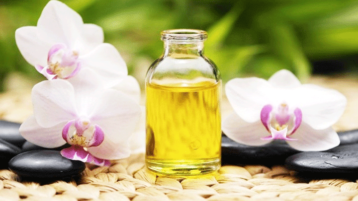 patchouli oil massage